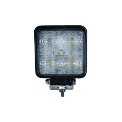 LUZ LED 15W 60° CUAD. 100 MM 12-24V STELEC