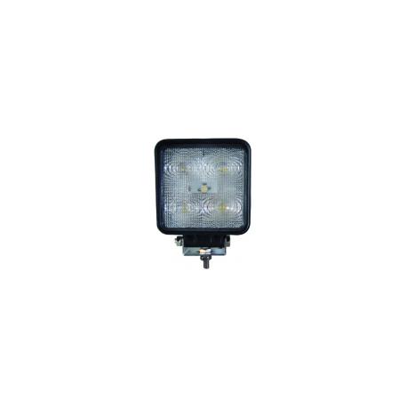 LUZ LED 15W 60° CUAD. 100 MM 12-24V STELEC