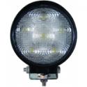 LUZ LED 18W 60° RED. 116 MM 12-24V STELEC 1100L