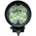 LUZ LED 27W 60° RED. 110 MM 12-24V STELEC1500L