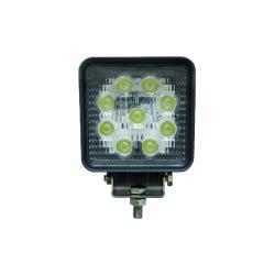 LUZ LED 27W 60° CUAD. 116 MM 12-24V STELEC