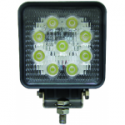 LUZ LED 27W 60° CUAD. 116 MM 12-24V STELEC1500L