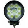 LUZ LED 27W 60° RED. 110 MM 12-24V STELEC